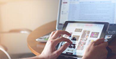 Cómo se usa la web de AFIP para el trámite
